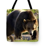 The Grizz Tote Bag