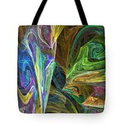 The Groove Tote Bag