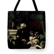 The Gross Clinic Tote Bag by Thomas Cowperthwait Eakins