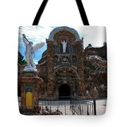 The Grotto Of Redemption In Iowa Tote Bag