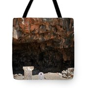 The Grotto Of The God Pan Tote Bag
