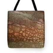 The Ground At My Feet Tote Bag
