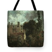 The Grove Or The Admiral's House In Hampstead Tote Bag