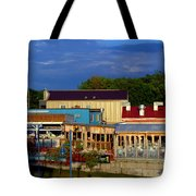 The Growling Gator View Tote Bag