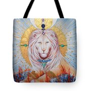 The Guardian Of Wisdom Tote Bag