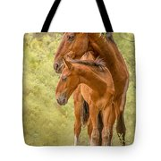The Guardian Tote Bag