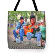The Guitar Tote Bag
