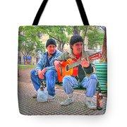 The Guitar Tote Bag