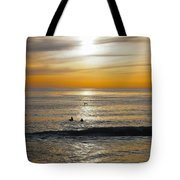 The Gull And Us Tote Bag