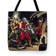The Gunpowder Plot Tote Bag