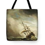 The Gust 3 Tote Bag