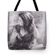 The Hairpin Tote Bag