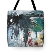 The Half Moon Tote Bag