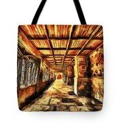 The Hallway Tote Bag