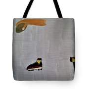 The Hand 2 Tote Bag