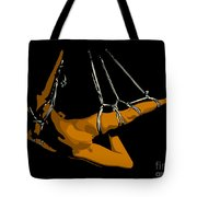 The Hanging Girl II Tote Bag