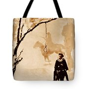 The Hangman's Tree Tote Bag