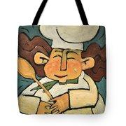 The Happy Chef Tote Bag