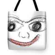 The Happy Man  Tote Bag