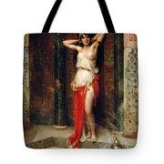 The Harem Beauty Tote Bag