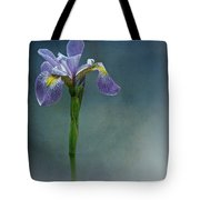 The Harlem Meer Iris Tote Bag