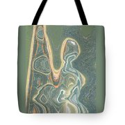 The Harp Player Tote Bag