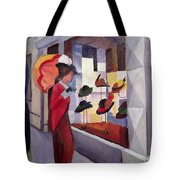The Hat Shop Tote Bag