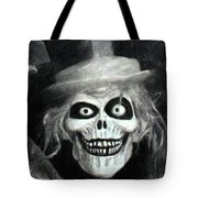The Hatbox Ghost Tote Bag