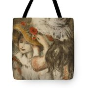 The Hatpin Tote Bag