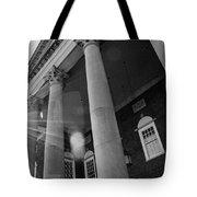 The Haunted Auditorium Tote Bag