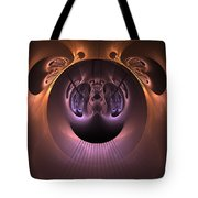 The Haunted Mirror Tote Bag