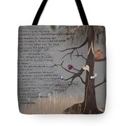 The Haunting Tote Bag