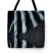 The Healing Touch Tote Bag