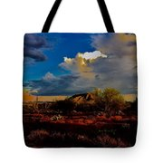 The Heart Of Cave Creek Tote Bag