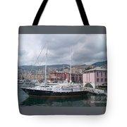 The Heart Of Genova. Tote Bag