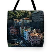 The Heart Of Sorrento Tote Bag