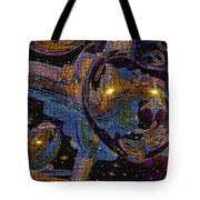 The Heart Of The Emissary Tote Bag