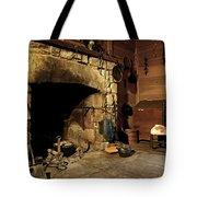 the Hearth Tote Bag