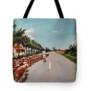 The Herd 3 Tote Bag