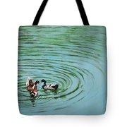 The Herd Series - Duck Meet Tote Bag