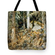 The Hermit. Il Solitario Tote Bag