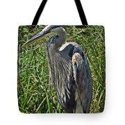 The Heron Tote Bag