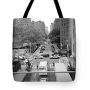 The High Line 166 Tote Bag