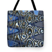 The High Road,abstract Tote Bag