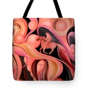 The Highway Tote Bag