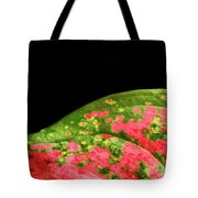 The Hills Of Mars Tote Bag