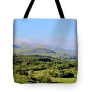 The Hills Of Southern Ireland Tote Bag