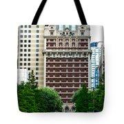The Historic Adolphus Hotel Tote Bag