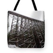 The Historic Kinsol Trestle 5. Tote Bag