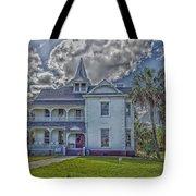 The Historic Rabb Plantation Home Tote Bag